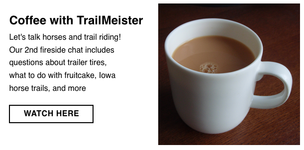 Coffee with TrailMeister