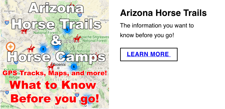 Arizona Horse Trails